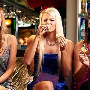 Saufspiel Party Drinking Game für Erwachsene Partyspiel Tic Tac Toe Trinkspiel