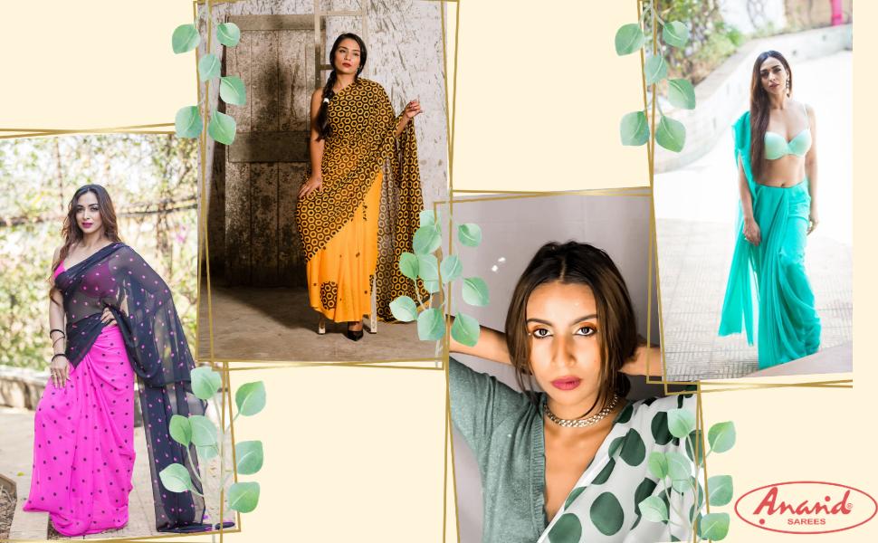 Anand Sarees, women's sarees, sarees for women