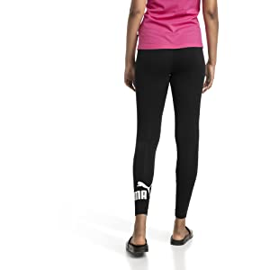 details for factory outlets famous brand PUMA Women's ESS Logo Leggings Pants