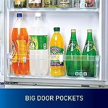 Big door pockets