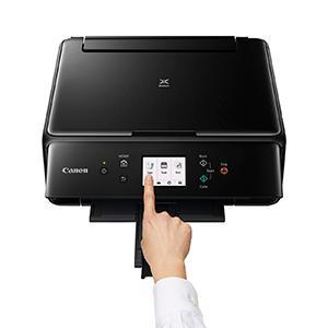 Canon Pixma TS6050 Inalámbrica - Impresora multifunción (inyección ...
