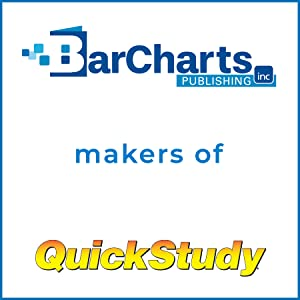 BarCharts Publishing makers of QuickStudy Laminated Academic Medical Career Study & Reference Guides
