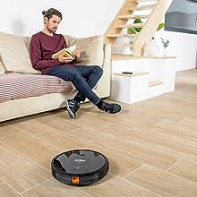 Solac Lucid i10 - Robot aspirador, programas de limpieza ...