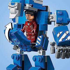 LEGO, Avengers, toys