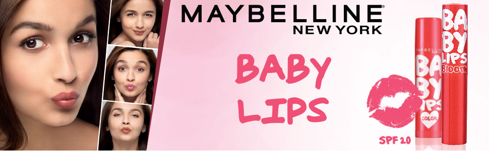 Maybelline New York Baby Lips Color Changing Lip Balm