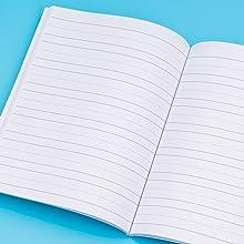 pre k alphabet trace paper practice writing paper for kindergarten
