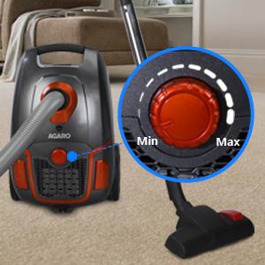 Variable Power Settings Vacuum Cleaner