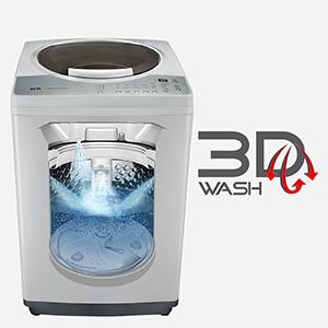 3 D WASH
