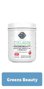greens beauty
