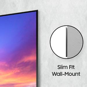 Slim Fit Wall Mount