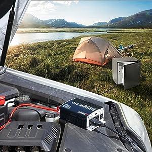 250 watt inverter, power inverter, power converter, convertor, ac to dc power, car ac power, home ac