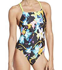 Speedo One Piece Swimsuit-Endurance Tieback One Piece Swimsuit