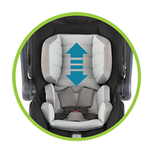 Baby Jogger city mini GT2 Stroller Travel System Car Seat