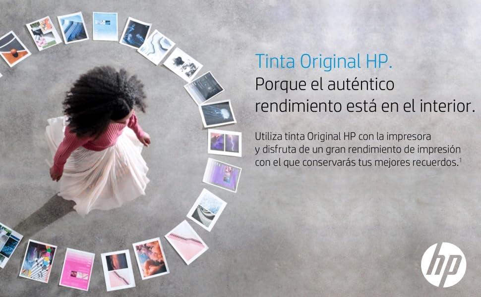 HP 302 - Pack de 2 cartuchos de tinta negro y tri-color: Hp ...