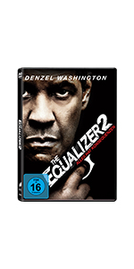 The Equalizer 2 Blu Ray Amazonde Denzel Washington Ashton