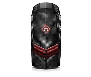HP OMEN 880-005ns - Ordenador Sobremesa Gaming (Intel Core i5-7400 ...