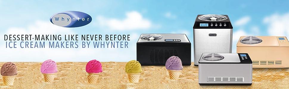 Whynter Ice Cream Maker