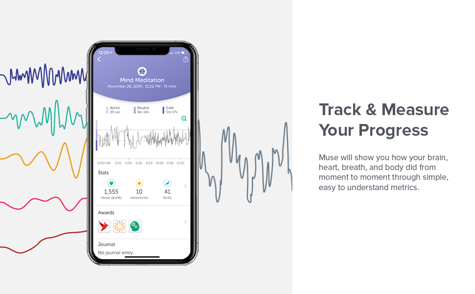 Track & Measure Your Progress
