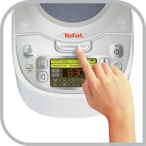 Easy to Use, Tefal Rice Cooker & Multicooker