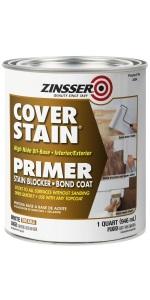 Zinsser Cover Stain Oil Based Primer and Bond Coat