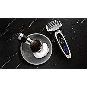 Premium Nass/Trocken-Rasierer