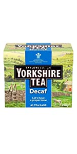 Yorkshire tea decaf