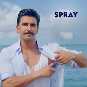 Spray on skin