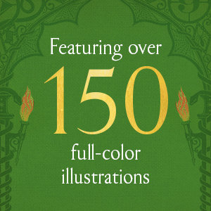 features over 150 illustrations