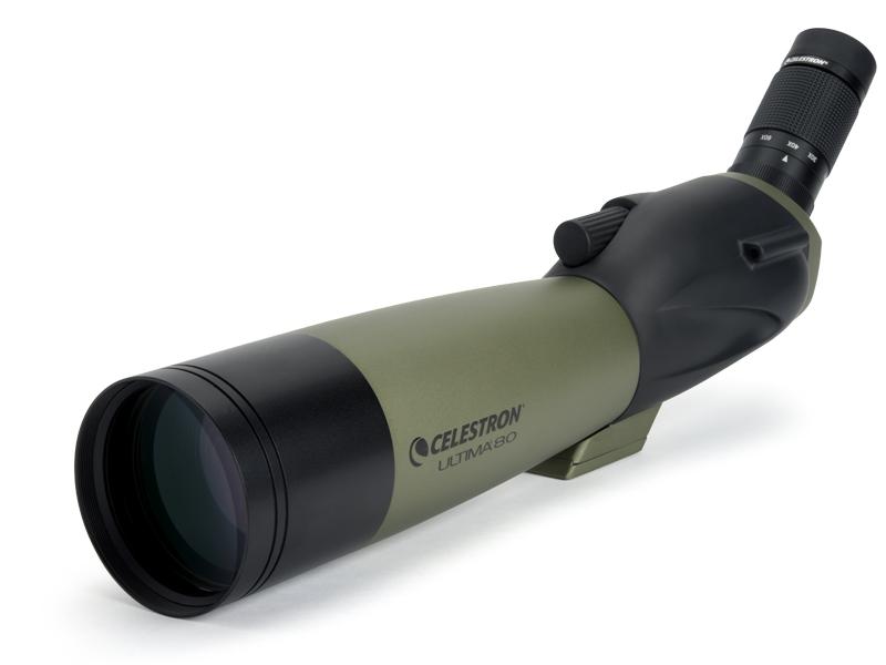 Ultima 20-60x80mm Angled Spotting Scope