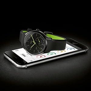 Timex iQ+ Move Activity Tracker - Mens Sport