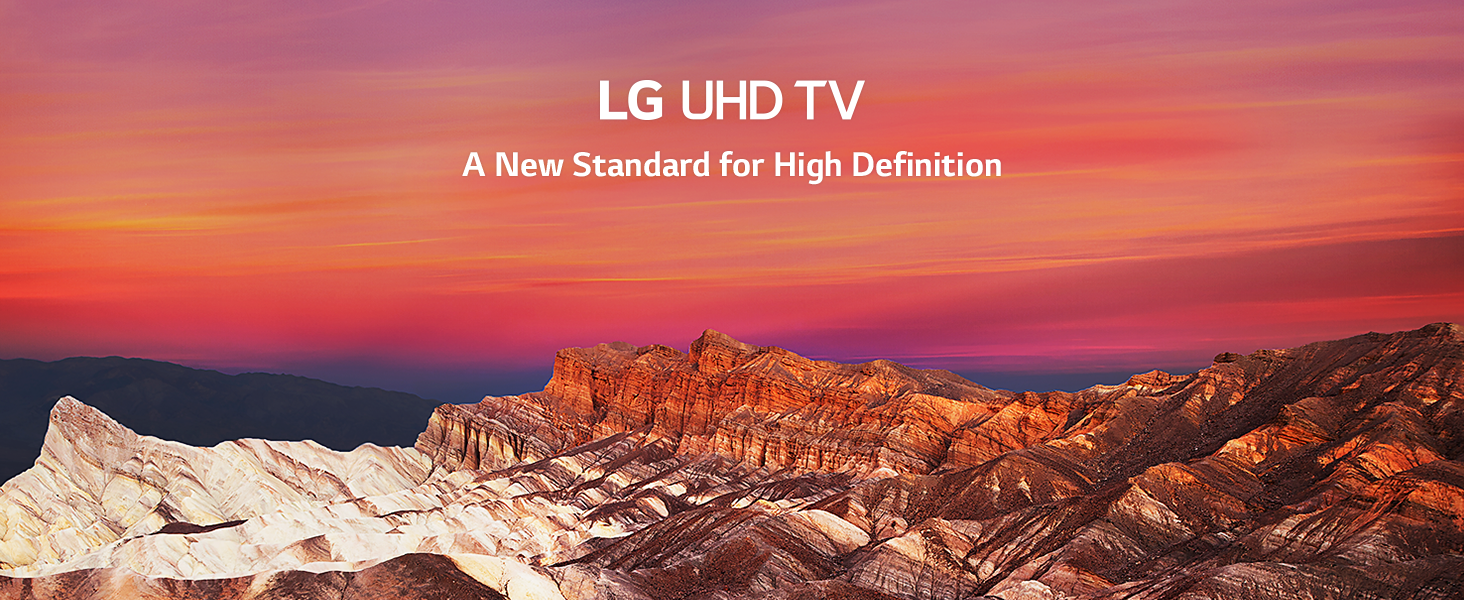 4K, 4KDisplay, FullHD, UHDTV, SmartTV, AI, ThinQ, LGTV