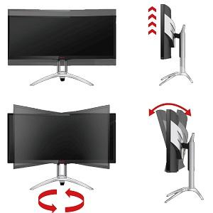 AOC Gaming Monitor - AGON AG352UCG6
