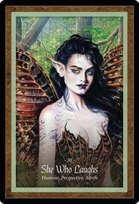 Faeries Oracle Reviews & Images | Aeclectic Tarot |Faery Oracle