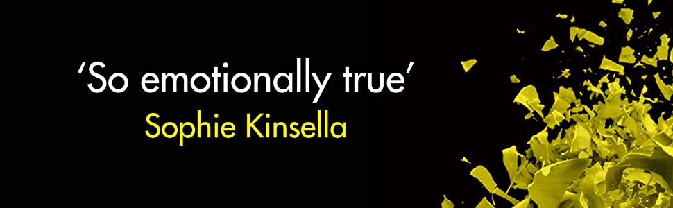 sophie kinsella so emotionally true clare empson him love story dark thriller