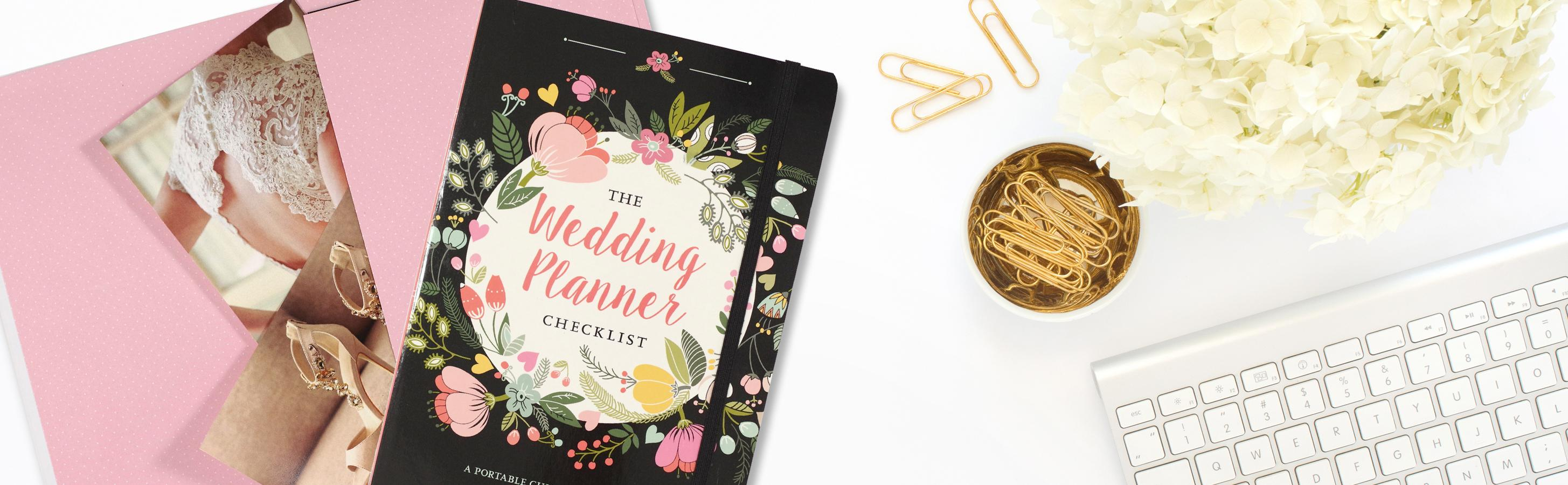 The Wedding Planner Checklist (A Portable Guide to Organizing your Dream Wedding): Peter Pauper