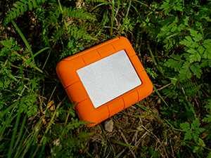 LaCie Rugged Boss SSD
