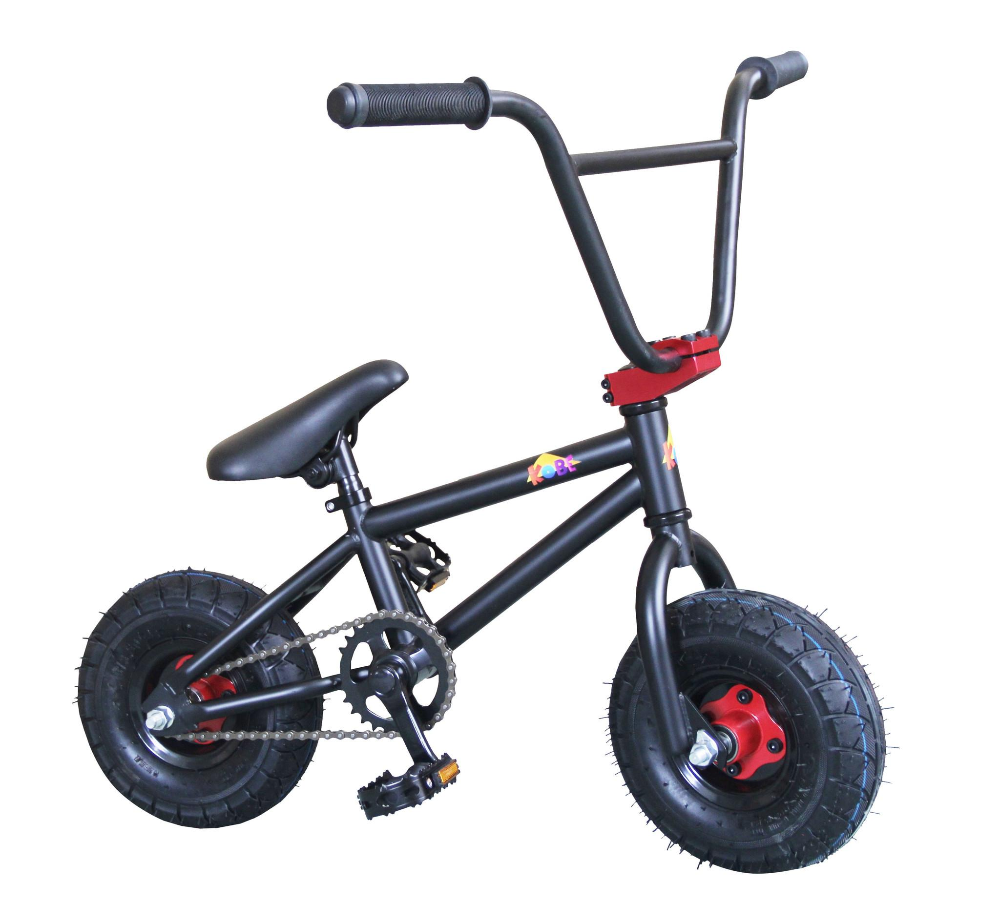 Kobe 40 22003 Mini Bmx Bike Black Red Sports Outdoors