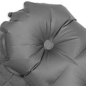 Amazon Com Klymit Luxe Pillow Lightweight Luxurious
