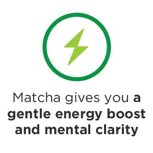 matcha, energy, boost, mental, clarity, green, tea