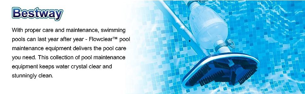 Bestway pool equipment