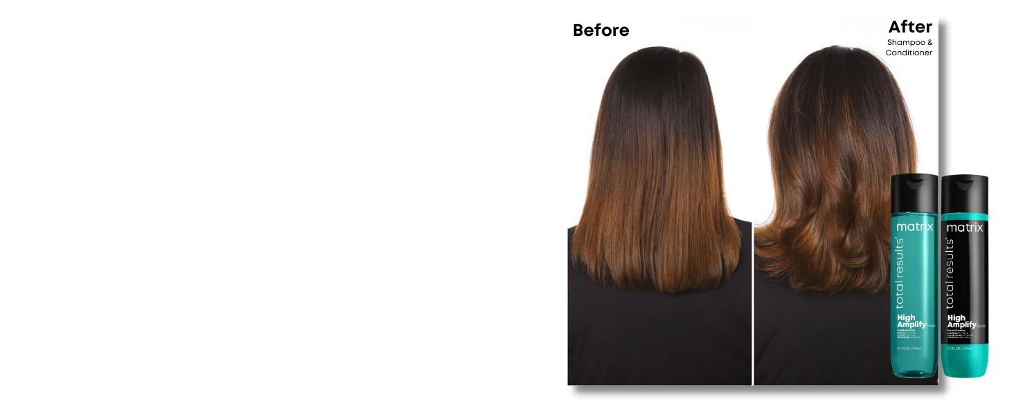 fine hair, thin hair, limp hair, volume, volumizing shampoo, volumizing conditioner