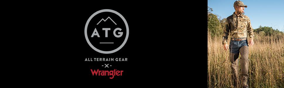 ATG x Wrangler Upland Pant