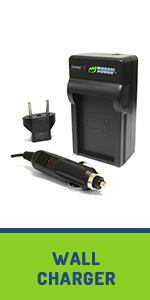 Wall charger,