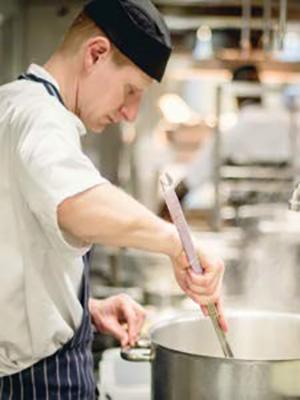 UFS Chef