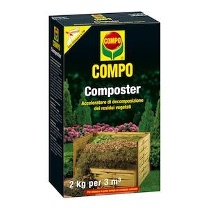 compo composter decomposizione vegetali umido