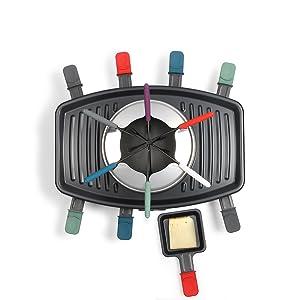 Appareil à raclette, fondue & grill Livoo DOC233