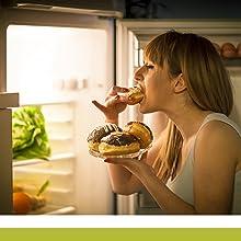 Reducing Hunger Cravings