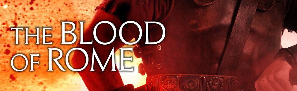 Simon Scarrow, The Blood of Rome, Cato and Macro, Roman