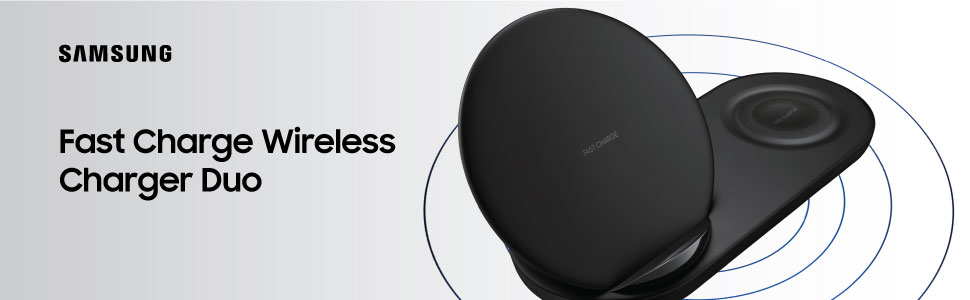 Fast Charge Wireless Charger Duo