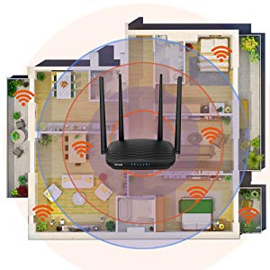 dual band wifi router